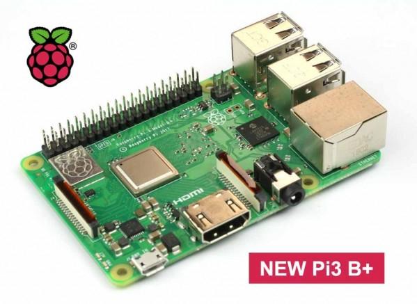Raspberry PI 3 modèle B+ - 1 Go RAM