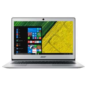 "PC portable 13.3"" Acer Swift SF113-31-P697 - Full HD, N4200, 4 Go de RAM, 64 Go en eMMC"