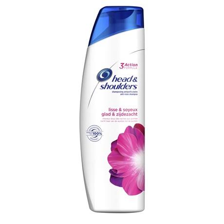 3 bouteilles de shampoing Head & Shoulders - 3 x 280 ml