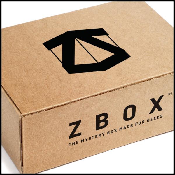 [Nouveaux Clients] Abonnement mensuel Zbox (Sans engagement) - 1er mois