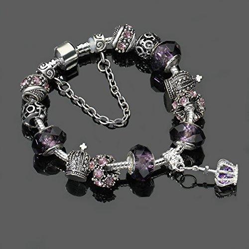 2 Bracelets femme Ate Charms JW-B70 et JW-B170 (vendeur tiers)