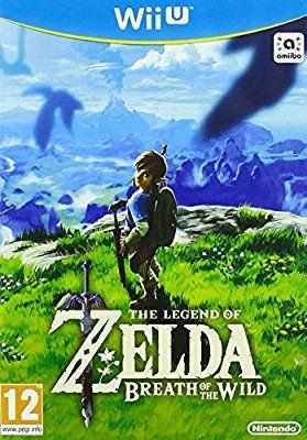 The Legend of Zelda: Breath of the Wild sur Nintendo Wii U