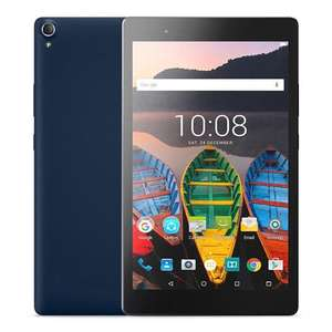 "Tablette 8"" Lenovo TAB3 8 Plus p8 - Full HD, Snapdragon 625, RAM 3Go, 16Go, 4G (Sans B20)"