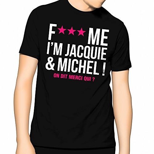 T-Shirt Jacquie et Michel - Taille L (Vendeur tiers)