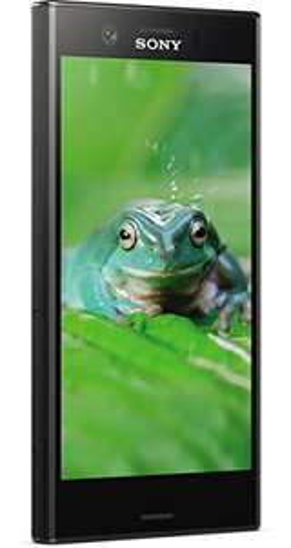 "Smartphone 4,6"" Sony Xperia XZ1 Compact - Snapdragon S835, écran 720p, RAM 4Go, ROM 32Go, IP68 - Noir"