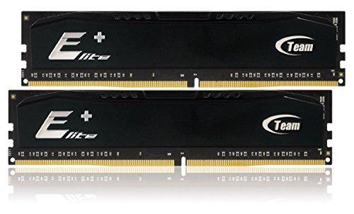 Lot de 2 barrettes de RAM Team Group (2x8Go) - DDR4, 2400MHz, CAS 16