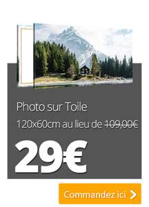 Photo sur Toile panoramique XXL - 120x-60cm