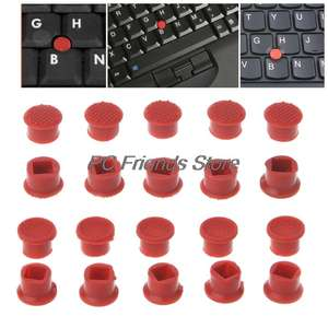 10 TrackPoint Cap Rouge Pour Lenovo IBM Thinkpad