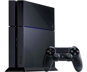 Console Sony PS4 (500 Go, noir) - reconditionnée