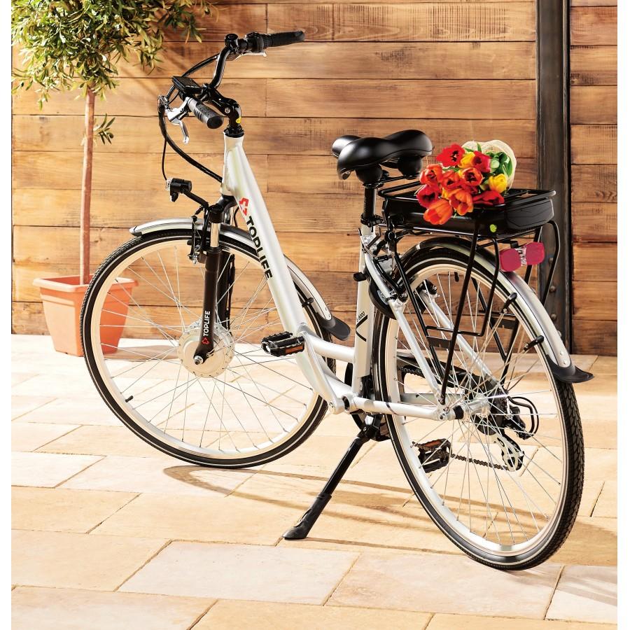 """Vélo à assistance électrique 28"""" TopLife E-8000"""