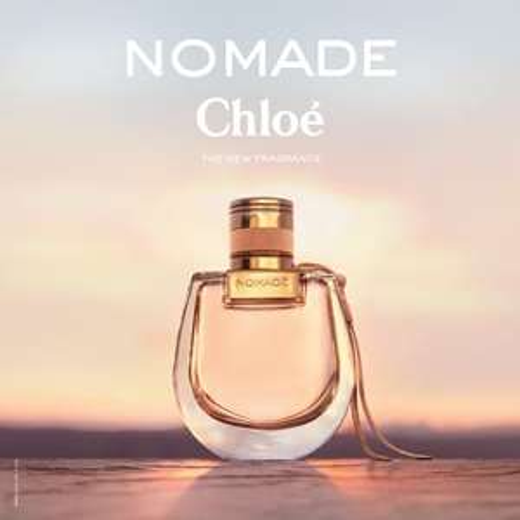 Échantillon gratuit d'eau de parfum Nomade de Chloé