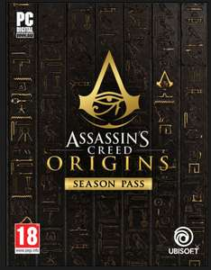 Season Pass Assassin's Creed Origins sur PC (Dématérialisé - store officiel)