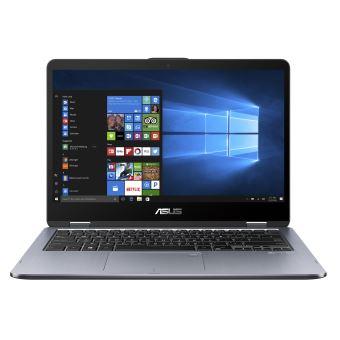 """PC Hybride 14"""" Asus VivoBook Flip TP410UA-EC417T - i7-8550U, 8 Go de Ram, 256 Go SSD"""