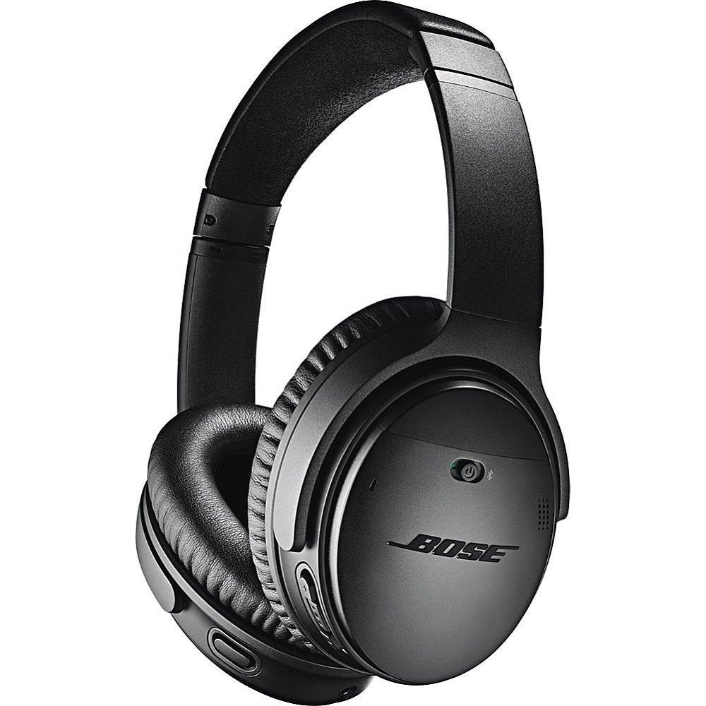 Casque audio Bose QC 35 II avec réduction de bruit - Noir (Frontaliers Suisse)