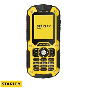 "Telephone de chantier Stanley S131 - ecran 2"" - double SIM - IP68"