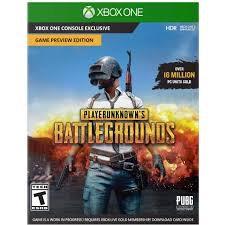 Tenue offerte pour Playerunknow's Battlegrounds sur Xbox One pour toute connexion avant le 22 mars 2018