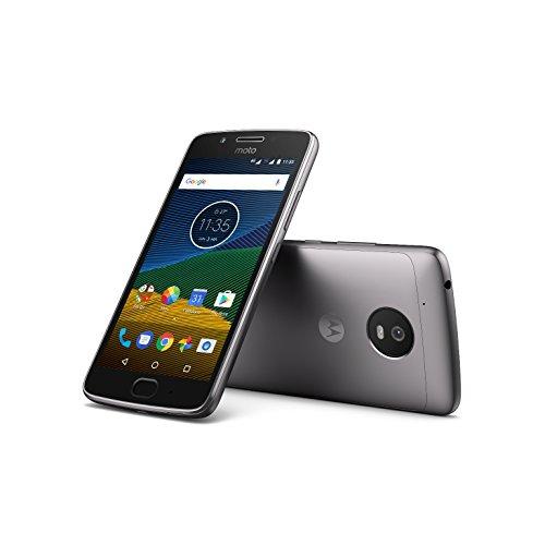 """Smartphone 5"""" Motorola Moto G5 Dual SIM Gris - RAM 3Go, 16 Go"""