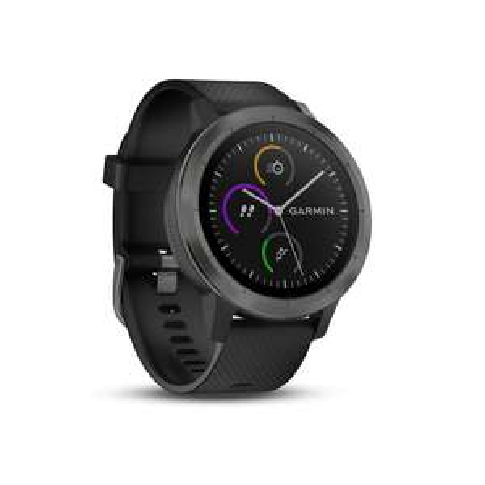 Montre connectée Garmin Vivoactive 3 - avec GPS et Cardio Poignet