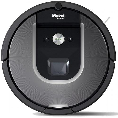 Aspirateur robot Roomba 960 - Connecté avec caméra + cartographie + système AeroForce