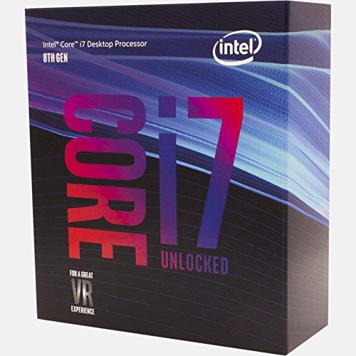 Processeur Intel Core i7-8700K - 3.7GHz (Vendeur tiers)