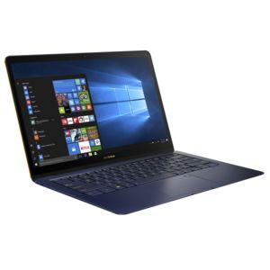 """PC portable 14"""" full HD Asus ZenBook 3 Deluxe UX490UA-BE032T - i7-7500U, 8 Go de RAM, 256 Go en SSD, 1.1 kg"""