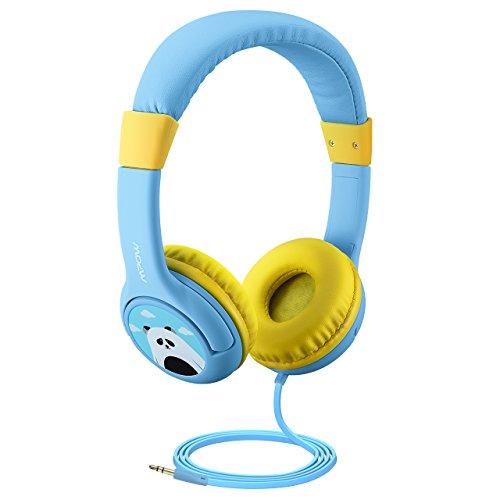 Casque Audio Enfant Mpow Limiteur de Volume - Bleu (vendeur tiers)