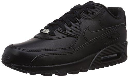 Chaussures Nike Air Max 90 Leather - noir (du 38.5 au 45.5)