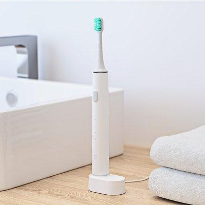 Brosse à dents électrique Xiaomi Mi Home Sonic - blanc (entrepôt Europe)