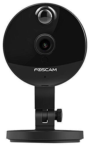Caméra d'Intérieur Wi-Fi Foscam C1 Noir - HD