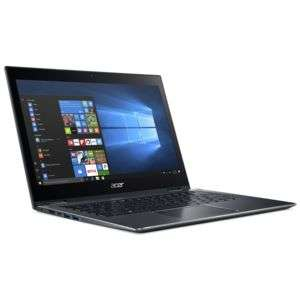 "PC Portable 13,3"" Tactile Acer Spin 5 SP513-52N-51V2 Gris - Full HD IPS, RAM 8Go, SSD 256Go, Windows 10"