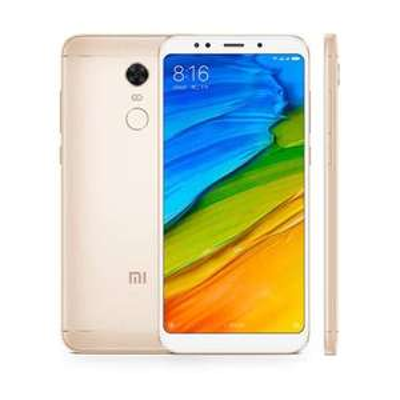 "Smartphone 5.99"" Xiaomi Redmi 5 Plus Gold - Full HD+, Snapdragon 625, RAM 4 Go, ROM 64 Go, 4000 mAh, 4G (B20)"