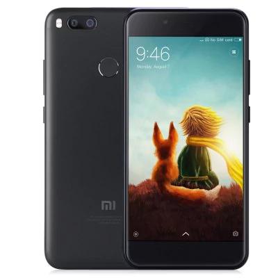 """Smartphone 5,5"""" Xiaomi Mi A1 Noir - Full HD, Snapdragon 625, RAM 4Go, 32Go, 4G (B20)"""