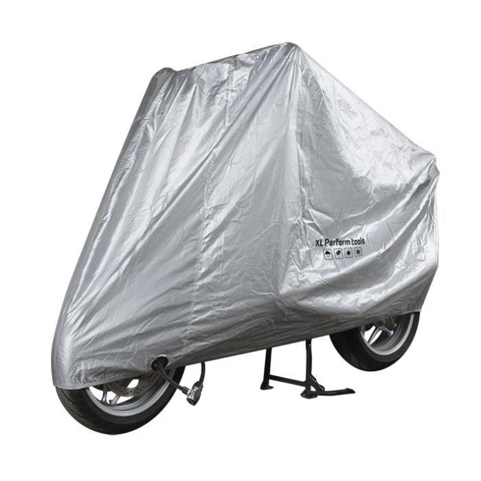 Bâche de protection moto Xlpt cover Pro - L