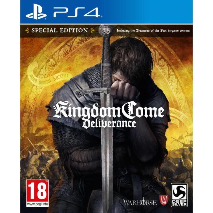 Kingdom Come Deliverance Edition Spéciale sur PS4