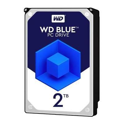 """Sélection de Disques Durs Internes 3.5"""" Western Digital WD Blue (5400 trs/min, 64 Mo) en Promotion - Ex: 1To à 36,23€, 4To à 94.99€ et 2To"""
