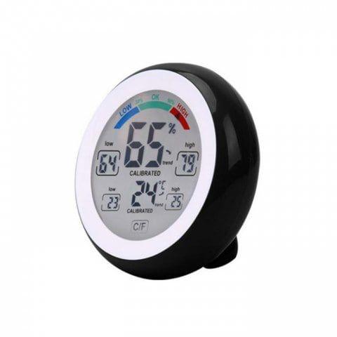 Thermomètre Hygromètre Numérique Tactile