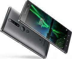 "Smartphone 6.4"" Lenovo Phab 2 Pro - 64Go, 16 Mpix, Dual Sim, Dolby Atmos (Frontaliers Suisse)"