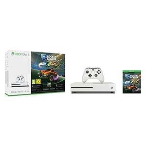 Pack Xbox One S (500Go) + Rocket League + 3 Mois Live Gold​