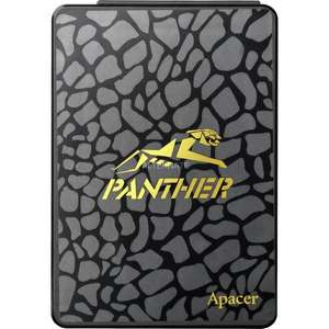 """SSD interne 2.5"""" Apacer Panther AS340 - 240 Go"""