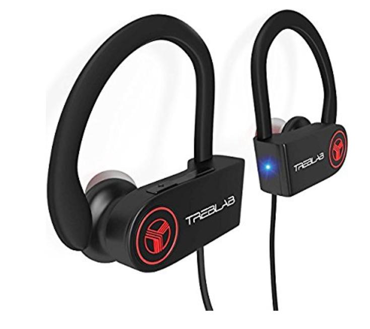 Écouteurs sport intra-auriculaires Bluetooth Treblab XR100 étanches avec micro (Vendeur tiers)