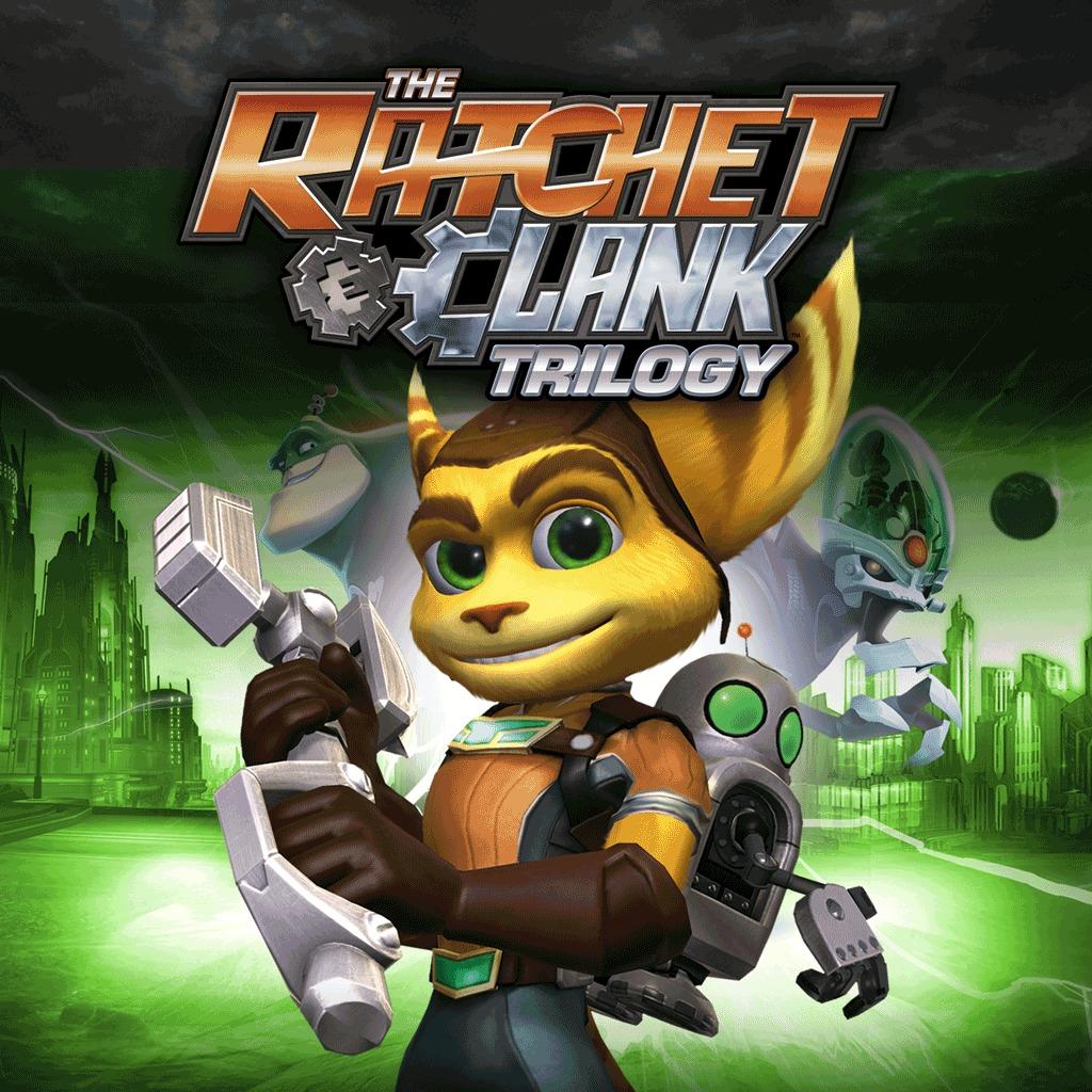 Trilogie Ratchet et Clank sur PS3 (Dématérialisé)