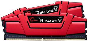 Kit mémoire DDR4 G.Skill Ripjaws V - 16Go (2 x 8Go), 2666Mhz