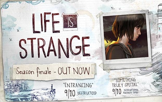 Life Is Strange - Complete Season (Dématérialisé - Steam)