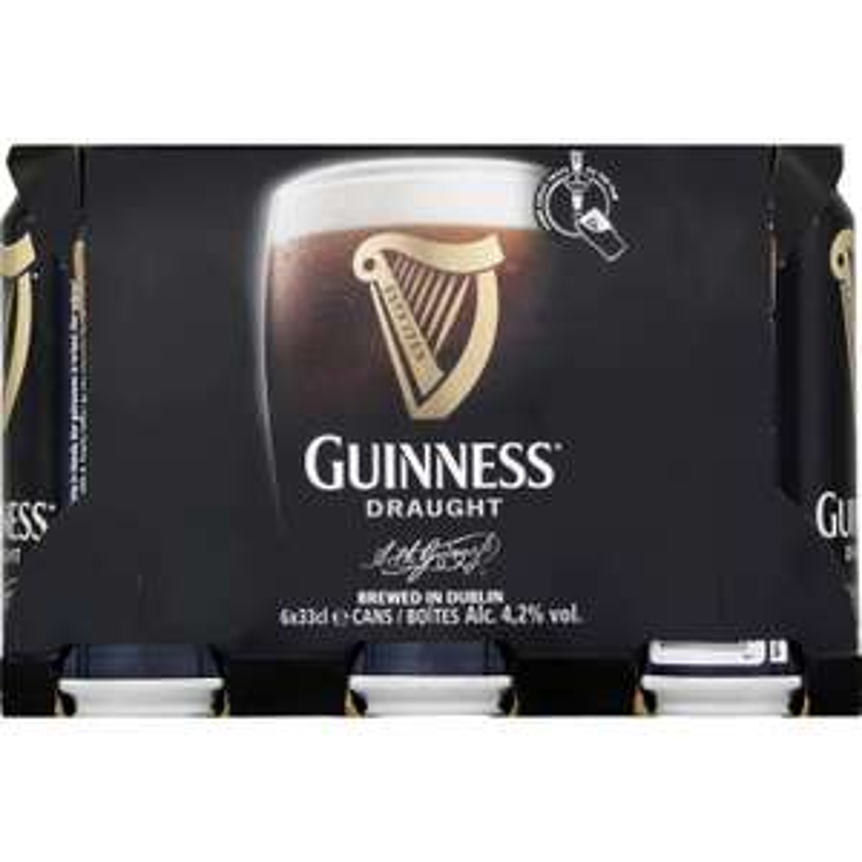 2 pack de bière Guinness - 6 x 33cl - Lyon Part-Dieu (69)