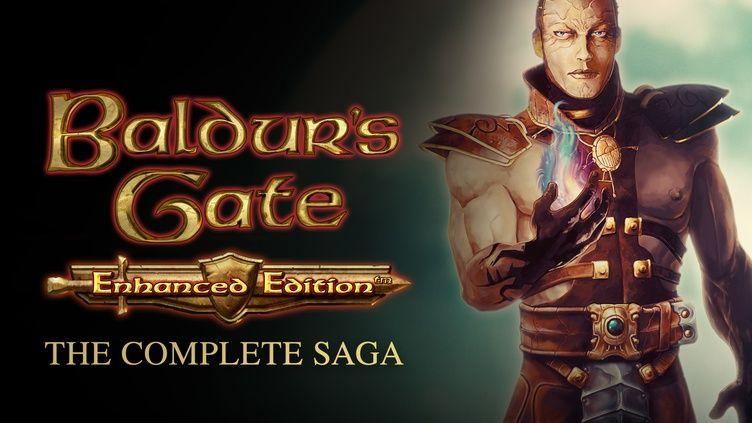 Baldur's Gate: The Complete Saga (Dématérialise - Steam)