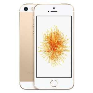"Smartphone 4"" Apple iPhone SE reconditionné à neuf - 64Go, couleur or"
