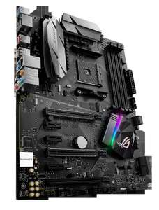 Carte Mère Asus ROG Strix B350-F - Socket AM4