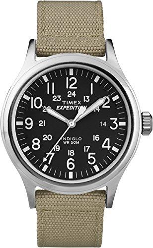 Sélection de Montres en Promotion - Ex: Analogique à Quartz Timex T49961 pour Hommes