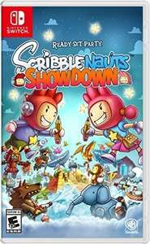 Scribblenauts Showdown sur Nintendo Switch, XboxOne ou PS4 (Frais de Livraison et de Douanes inclus)