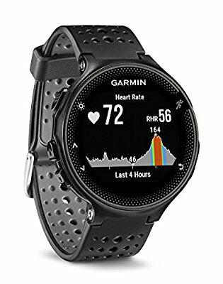 Montre de Running GPS avec cardio poignet Garmin Forerunner 235 (couleur au choix)